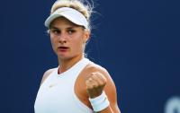 Украинская теннисистка установила личный рекорд в рейтинге WTA