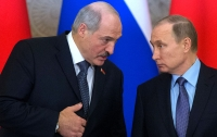 Лукашенко обсудил с Путиным общие рубли