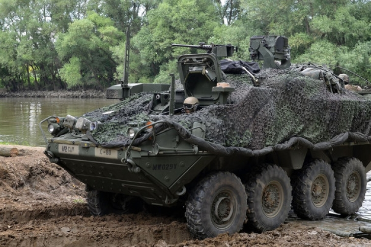 Крупнейшие вистории страны учения НАТО Saber Guardian 2017 начались вРумынии