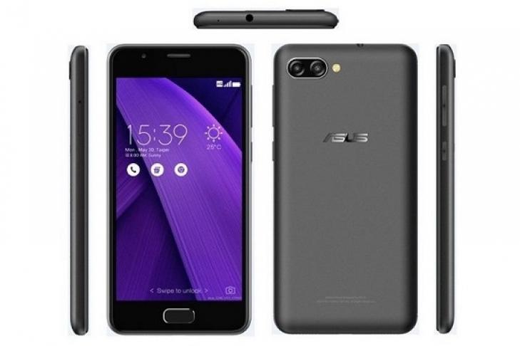 Раскрыты характеристики смартфона ASUS ZenFone Pegasus 4A сдвойной камерой