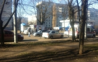 Страшное ДТП в Харькове: автомобиль переехал девушку
