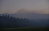 Норвегия страдает из-за сильных лесных пожаров