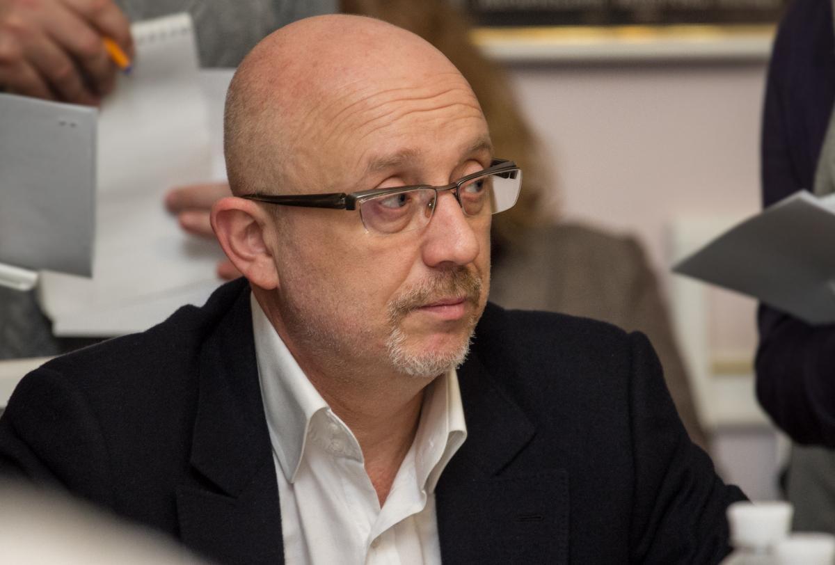 Украине нужна помощь миротворцев ООН на Донбассе, - Резников