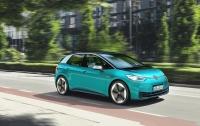 Volkswagen представил электромобиль с запасом хода в 550 км