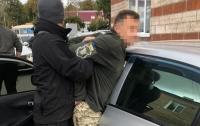 На Хмельнитчине военкомата задержали на взятке