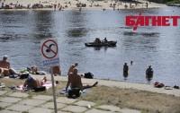 В Киеве насчитали 40 токсичных озер