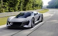 Audi показала спорткар PB18 e-tron