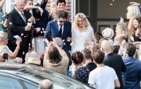 Известная французская актриса впервые вышла замуж
