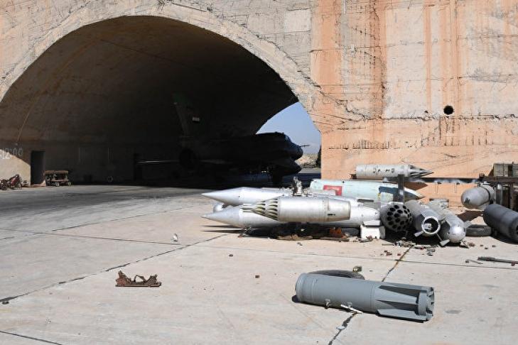 Стала известна участь американских ракет, попавших в РФ изСирии