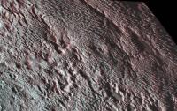 NASA показало 3D-фото ландшафтов Плутона