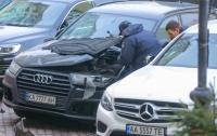 Взрыв авто в Киеве: опубликовано видео с места ЧП