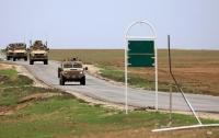 Первая группа американских войск покинула Сирию