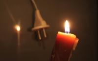 Более 50 населенных пунктов Украины до сих пор без света