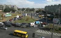 Ленинградскую площадь в Киеве сделают трехэтажной