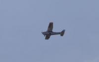 На Киевщине пропал самолет