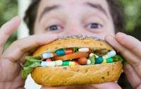 Антибиотики в продуктах питания провоцируют ожирение