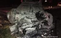 Масштабное ДТП во Львовской области: пять человек попали в реанимацию