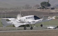 Такси-дрон протестировали в Новой Зеландии (видео)