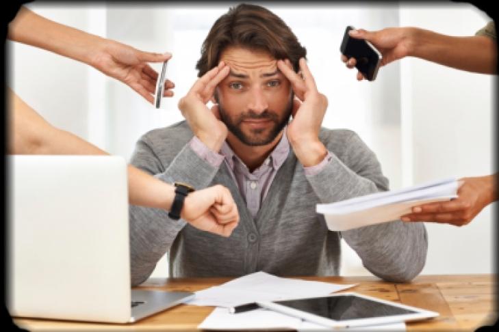 Нервные мужчины рискуют умереть отрака— Ученые