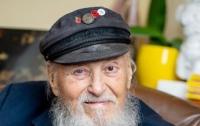 96-летний ветеран сыграл свадьбу с мужчиной
