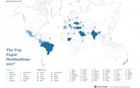 Украина попала в 10 худших стран для работников-иностранцев