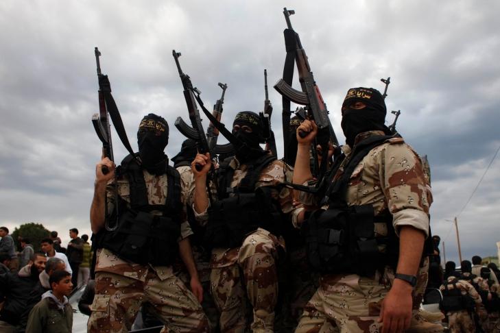 Правительственные войска Сирии освободили новые поселения отИГИЛ