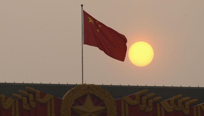 В Китае арестовали за взятку бывшего замминистра финансов
