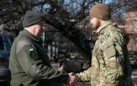 Два вражеских снайпера поплатились жизнями