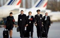 Пилоты Франции объявили о недельной забастовке в мае