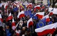 В Польше прошли многотысячные антиправительственные митинги