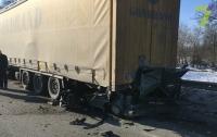 На въезде в Одессу произошло смертельное ДТП (видео)