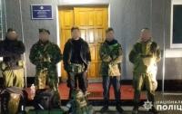 В Чернобыльской зоне отчуждения задержали пятерых сталкеров