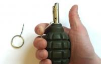 В Киеве мужчина вез в метро гранаты