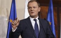 Туск уходит с должности главы Евросовета