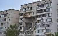 Завершены спасательные работы на месте взрыва многоэтажки в Киеве, всего 5 погибших