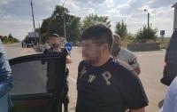 На Киевщине поймали француза, разыскиваемого за хищение 200 млн. евро (видео)