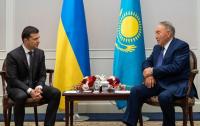 Зеленский провел переговоры с президентом Казахстана