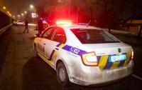 ДТП в Киеве: пьяный водитель угрожал патрульным изнасилованием (видео)