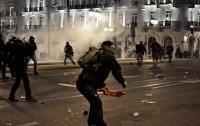 В столице Греции атаковали посольство Украины