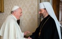 Папа Римский пригласил руководство УГКЦ в Ватикан