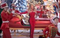 Опубликован трейлер рождественского концерта Мэрайи Кэри