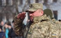 Президент сменил командующего операцией Объединенных сил