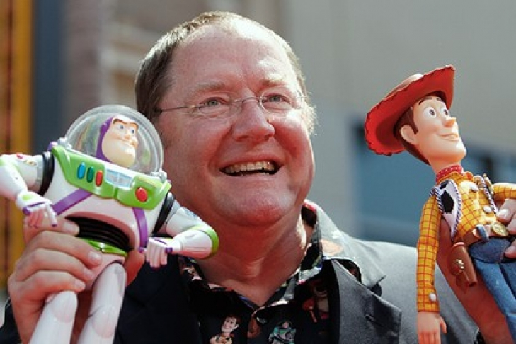 Режиссёр студии Pixar ушёл в отпуск из-за 'неправильных поступков'