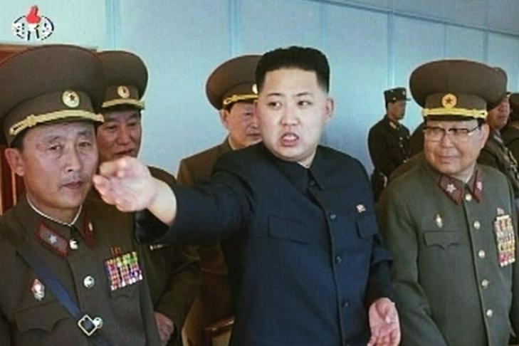 КНДР несет непосредственную ядерную угрозу США— Ким Чен Ын