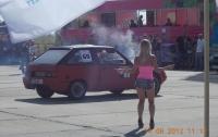 В Запорожье состоялась гонка чемпионов: Драг-рейсинг-2012 (ФОТО, ВИДЕО)