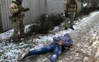 Работник СБУ готовил теракт в Украине