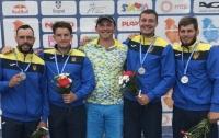 Сборная Украины получила две медали на чемпионате мира по гребле на байдарках и каноэ