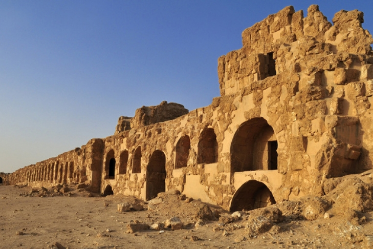 Бегущие изсирийской Расафы боевики заминировали исторические объекты