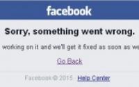 Facebook закрывает около 1 миллиона аккаунтов каждый день