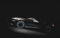 Audi показала тизер нового электромобиля E-Tron GT